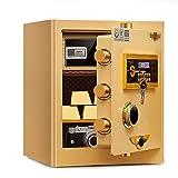 YDHG Caja de Seguridad Digital Caja Segura Electronic Digital Securit Safe Safe Construction Oculto con la Pared de Bloqueo o el gabinete Caja Fuerte para Guardar Dinero