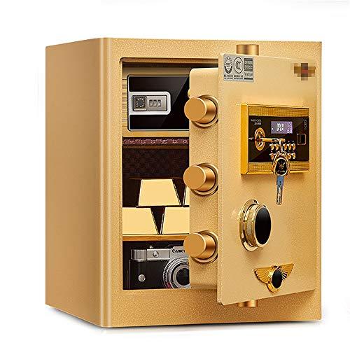 MAATCHH Caja Fuerte de Gabinete Caja de Seguridad electrónica Digital Securit Segura Ocultos de construcción con la Pared de la Cerradura o gabinete de Anclaje Diseño para el Negocio en casa