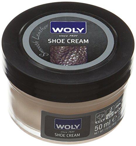 WOLY Shoe Cream, pour adulte Unisexe Chaussures Accessoires d'entretien - rose - rose,