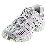K-Swiss Bigshot Light 2.5 Women's Tennis Shoes (White/Shocking Pink)...