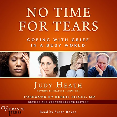 No Time for Tears audiobook cover art