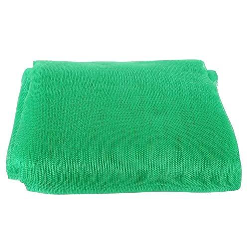 Schaduwdoek Zonnescherm Zonnescherm Green Gaas Net Thicken Gecodeerde Balkon Sun Room Tarpaulin Shading Netto (Color : Green, Size : 3 * 3M)