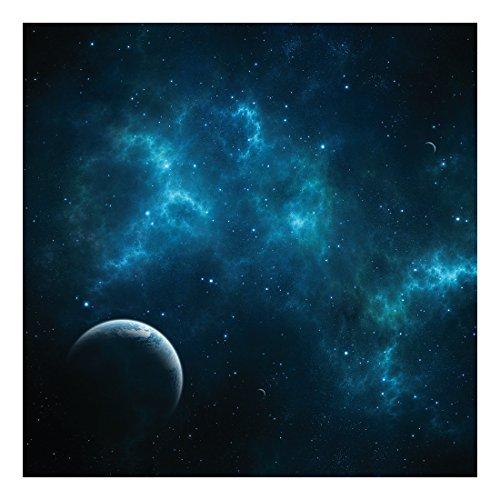 Frikigames Tapete Blue Nebula 91,5x91,5cm (3x3ft) para Juegos de miniaturas Space Mat