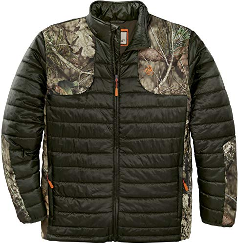 Men Down Army Jackets