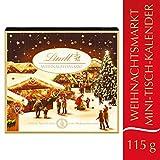 Lindt & Sprüngli Weihnachtsmarkt Tisch Adventskalender - 2