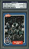 Raiders Gene Upshaw Signed Card 1988 Swell Greats #138 PSA/DNA Slabbed - Football Slabbed Rookie Cards. rookie card picture