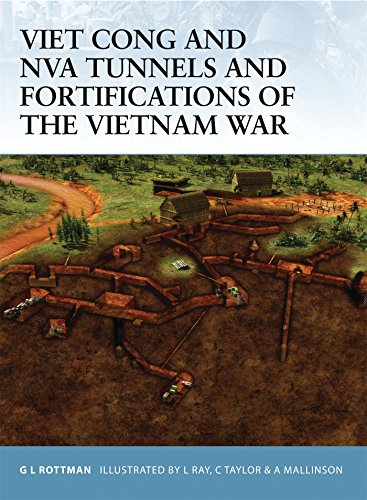Viet Cong and NVA Tunnels and Fortifications of the Vietnam War: No. 48