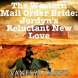The Western Mail Order Bride audiobook cover art