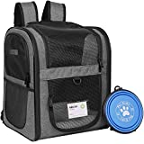 Best Dog Backpacks - UG Pet Carrier Backpack,Ventilated for Large and Small Review