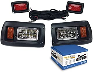 club car light kit instructions