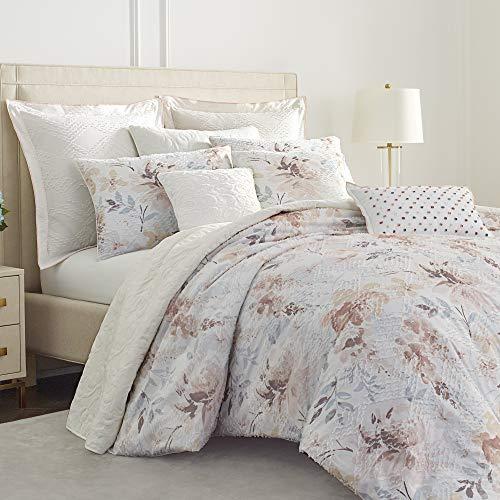 Croscill Liana Garden Design Comforter, Multicolor, Queen, Multi