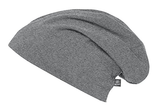 Beanie Jersey 9167-5-M/L Uni Anthrazit (normal)
