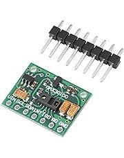 Módulo oxímetro, Jarchii Oxímetro de pulso de frecuencia cardíaca, MAX30100 Módulo de sensor de placa de desarrollo de oxímetros de pulso cardíaco