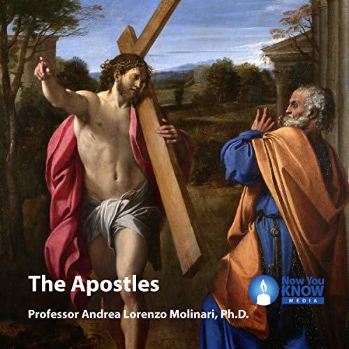 The Apostles audiobook cover art