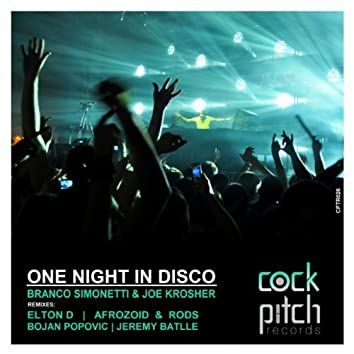 One Night In Disco