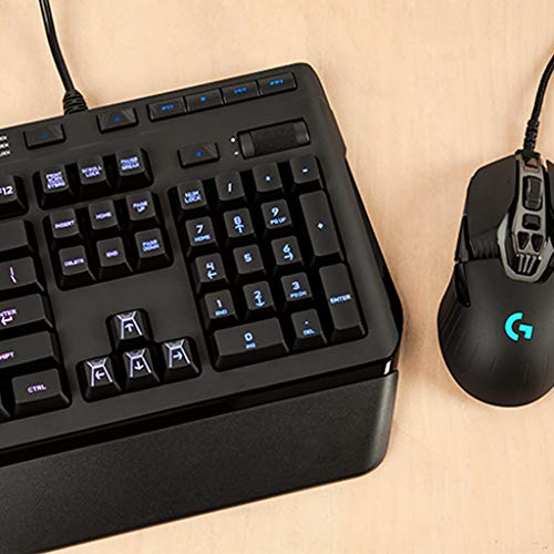 Product Image 8: Logitech G910 Orion Spectrum RGB Wired Mechanical Gaming Keyboard , Black