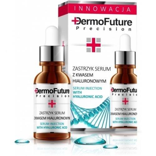 Dermofuture Antifalten Injektion Serum mit Hyaluronsäure und Glyzerin 20 ml