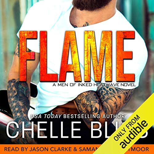 Couverture de Flame