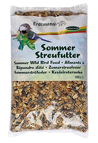 Erdtmanns Sommer-Streufutter 1 kg x 15, 1er Pack (1 x 15 kg)
