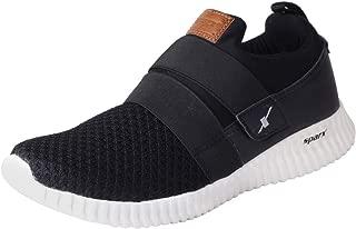 Sparx Men's Mesh Lifestyle Shoes Black Beige