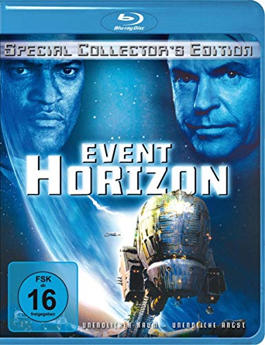 Event Horizon - Am Rande des Universums (Special Collector's Edition) [Blu-ray] [Special Edition]