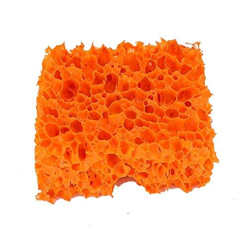 BLLBOO FX Blut Scar Stoppelfeld Effect Wound Makeup Stipple Sponge for Halloween Weihnachten (Large Loch)