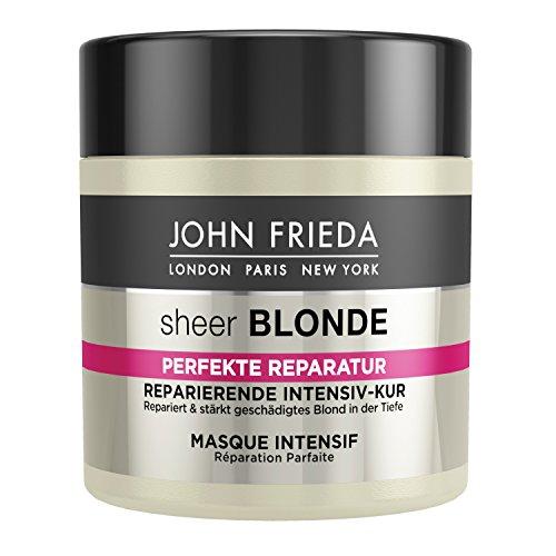 John Frieda Sheer Blonde Perfekte Reparatur Intensiv-Kur, 2er Pack ( 2 x 150ml)