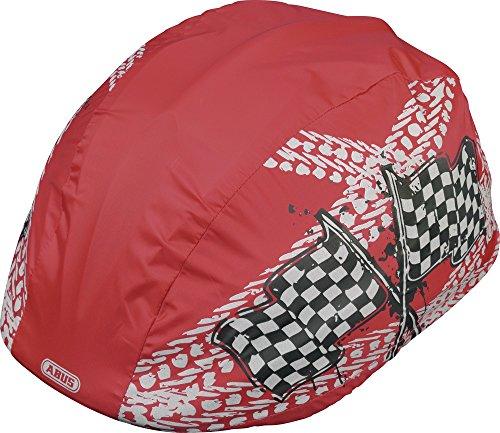 ABUS Protection anti pluie RAIN CAP pour Casque Garçon Rouge