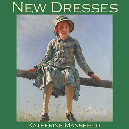 New Dresses audiobook cover art