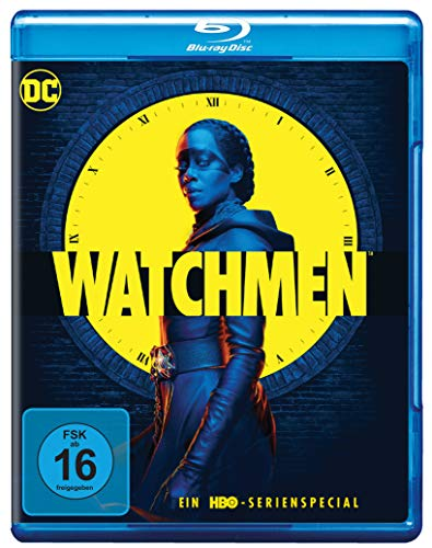 Watchmen - 1. Staffel [Blu-ray]