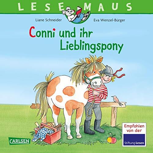 LESEMAUS 107: Conni und ihr Lieblingspony (107)
