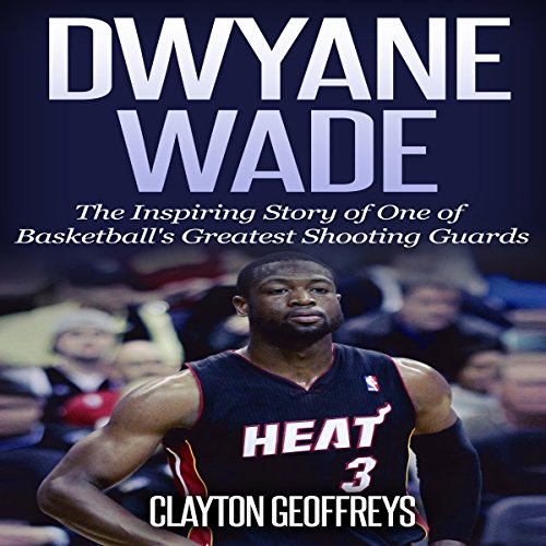 Dwyane Wade audiobook cover art