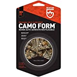 """GEAR AID Camo Form Self-Cling and Reusable Camouflage Wrap, Realtree Edge, 2"""" x 144"""" Roll"""