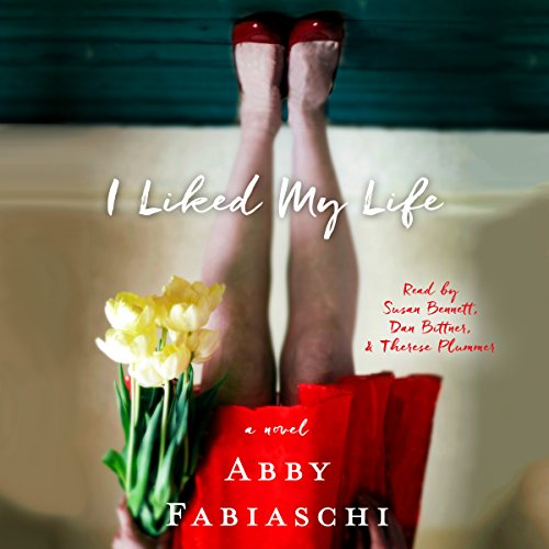 I Liked My Life     A Novel              By:                                                                                                                                 Abby Fabiaschi                               Narrated by:                                                                                                                                 Susan Bennett,                                                                                        Dan Bittner,                                                                                        Therese Plummer                      Length: 9 hrs and 31 mins     3,753 ratings     Overall 4.5
