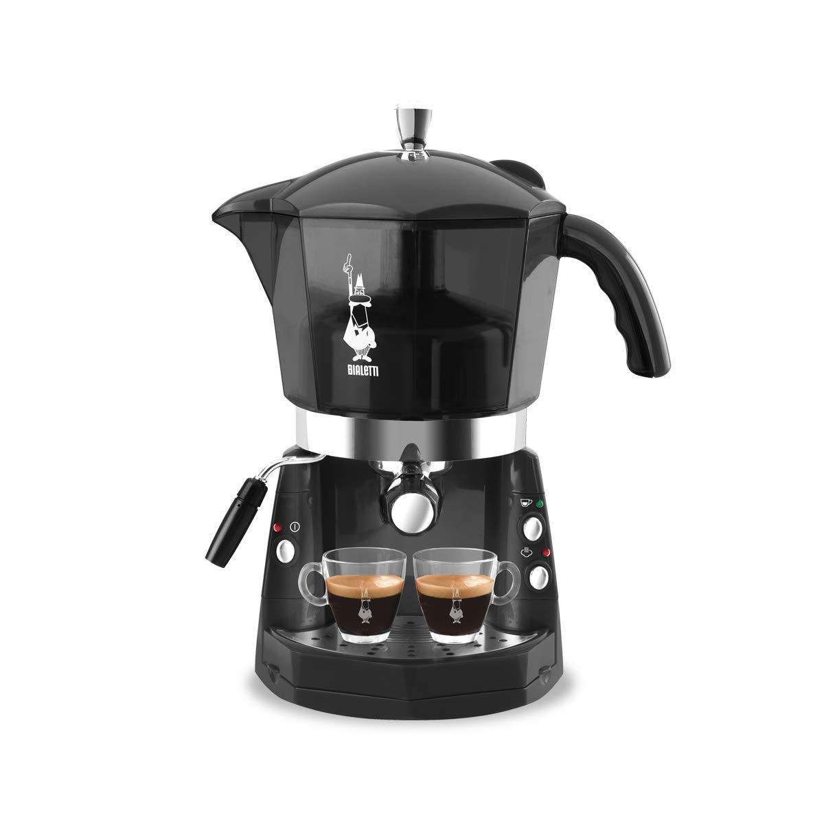 Bialetti 12400095 - Cafetera de cápsulas, 1.5 l, color negro ...