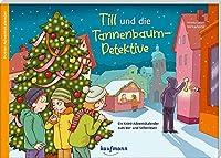 Till und die Tannenbaum-Detektive: Ein Krimi-Adventskalender zum Vor- und Selberlesen