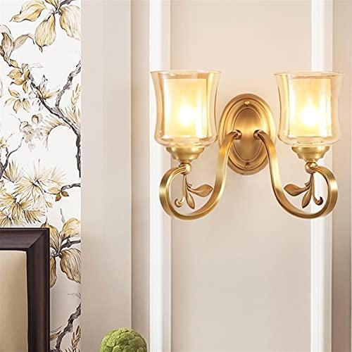 Cobre pared luz sala de estar soporte de pared luz anti-corrosión antioxidario dormitorio escocio montado luces luz luz lámpara de lectura lámpara cocina cabecera pasillo de noche Rústico Edison con c