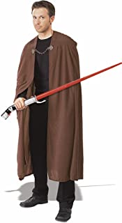 Rubie's Costume Men's Star Wars Deluxe Adult Count Dooku Robe with Clasp