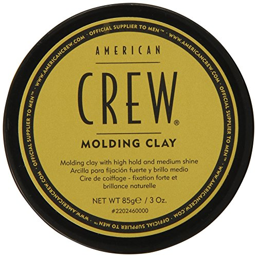 American Crew Molding Clay Cera Capelli Fissaggio Forte - 85 ml