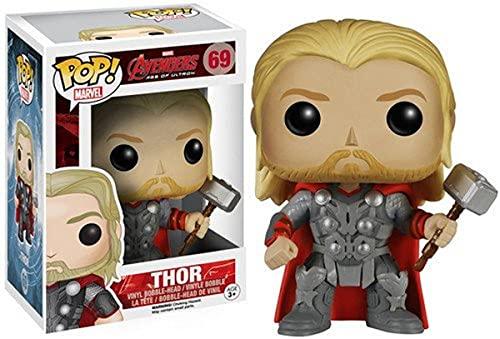 Funko Vengadores Bobble: Marvel: Avengers AOU: Thor (4780)