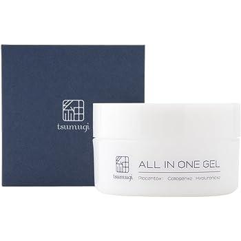 薬用 紬 メンズ オールインワンゲル(薬用ホワイトニングゲル) プラセンタ配合 (化粧水代わりに使える)