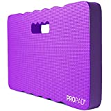 Thick Kneeling Pad, Garden Kneeler for Gardening, Bath Kneeler for Baby Bath, Kneeling Mat for Exercise & Yoga, Knee Pad for Work, Floor Foam Pad, Extra Large (XL) 18 x 11 x 1.5 Inches, Purple