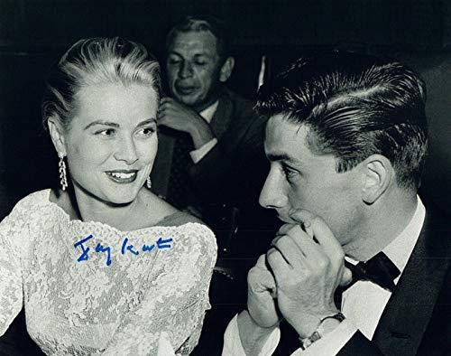 Jay Kanter Signed Autograph 8x10 Photo Celebrity Talent Agent Grace Kelly COA