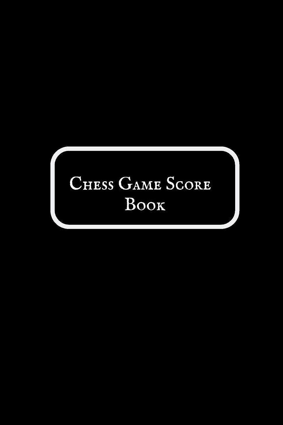 決定するくさび染料Chess Game Score Book: Ultimate guide Book to record games, Tactics, strategy & Log wins | Chess Moves Note Book| Chess Journal  & Scoresheet