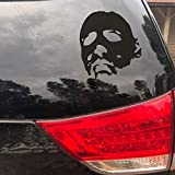 FlyWallD Michael Myers Halloween Halloween Horror Sticker White Car Window Vinyl Art Decal