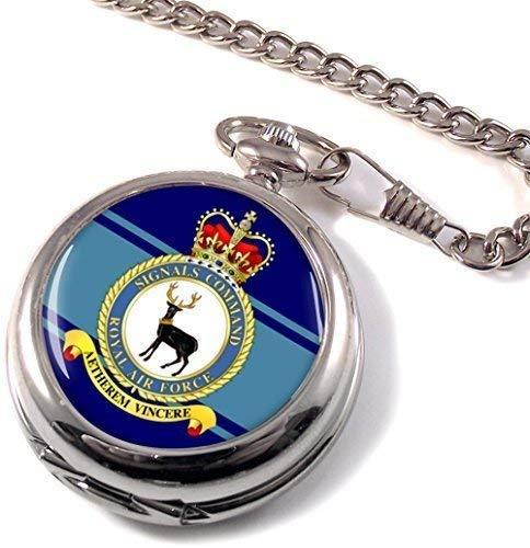 Signals Command Royal Air Force (Raf ) Poche Montre