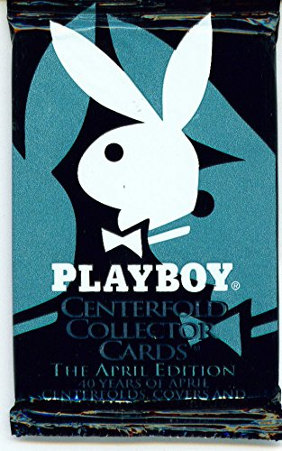 Playboy Sports Time Centerfold Collector Cards The April Edition Pack