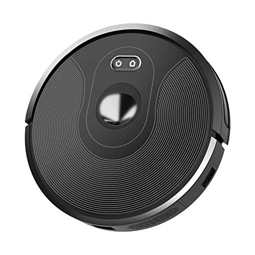 LIANGANAN W Robot Vacuum Cleaner with Camera Navigation,WiFi APP Controlled,Breakpoint Continue Cleaning,Draw Cleaning Area,Save Map zhuang94