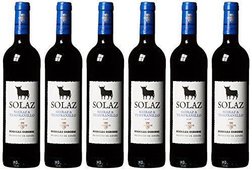 Osborne Solaz ShirazTempranillo trocken (6 x 0.75 l)