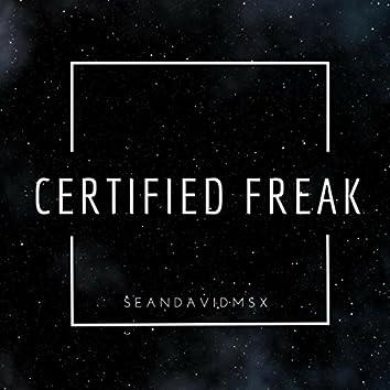 Certified Freak
